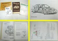 Ford Sierra RS Cosworth Schulungshandbuch + ABS + Anhang zur Bedienungsanleitung
