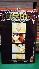 Evangelion the Iron Maiden 2nd n.8 - Panini Comics SC34