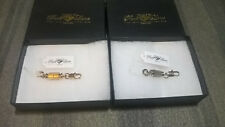 Magnetic Cylinder Jewelry Clasp Connector 1 Claw Gold and Silver Color LOT of 2
