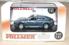 HS Vollmer 73142SW Porsche Panamera Spur HO 1:87