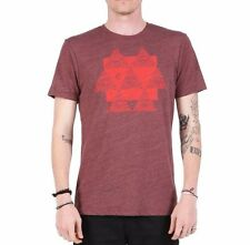 NEW VOLCOM SURF MEN  ALL SCENE TEE T SHIRT TOP M MEDIUM 18-5