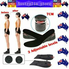 Shoes Insoles Air Cushion Height Increase Heel GEL Inserts Taller Lifts