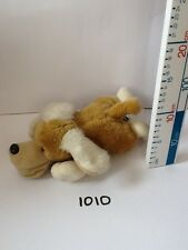 VINTAGE Lil Poochies Dog Puppy Plush Soft Toy Moving Mouth