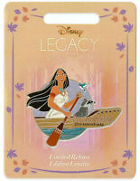 Disney Store Pocahontas 25th Limited Edition Pin Legacy Collection Meeko Flit