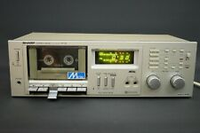 SHARP RT-20 cassette deck-computer controlled , Rare Vintage from squonk.co