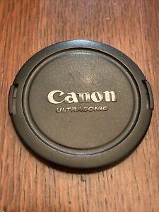Canon 77mm Ultrasonic Lens Cap