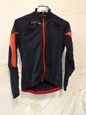 Louis Garneau Glaze 3 RTR Jacket - Men's XXL Red/Navy retail $109.95