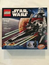 RETIRED 2011 LEGO STAR WARS SET 7915 IMPERIAL V-WING STARFIGHTER NISB