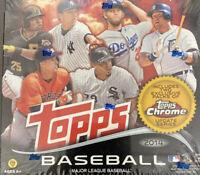 2014 Topps Chrome Update Baseball Mega Box Mookie Betts Rookie Year ⚾️🎉