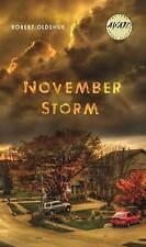 November Storm (Iowa Short Fiction Award (Paperback)), Very Good Condition Book,