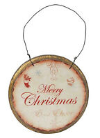 Merry Xmas Hanging Ornament