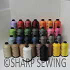 #69 NYLON SEWING THREAD BONDED TEX70 8OZ CONE LEATHER CANVAS UPHOLSTERY LUGGAGE