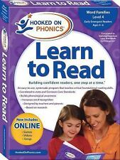 Learn to Read Kindergarten, Level 2 : Building Confident Readers, One Step At...