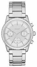 DKNY NY2364 Rockway Silver Dial Stainless Steel Chronograph Women's Watch