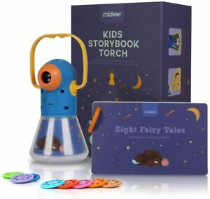 Mideer Story Projector LED Night Light Kids Bedtime Fairy Tales Sky Projection