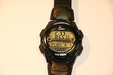 CASIO  ILLUMINATOR  WORLD TIME ALARM WATCH  WR 100 M  (WR100M) W-756