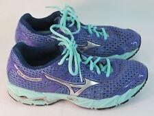 Mizuno Wave Precision 13 Running Shoes Women's Size 7.5 US Excellent Plus Purple