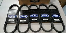 3211059 Polaris Snowmobile belts - Box Of 5 - Supersport - Sport - Trail - Sport