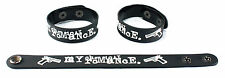 MY CHEMICAL ROMANCE  Rubber Bracelet Wristband Free Shipping Danger Days aa52