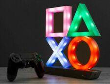 Sony PlayStation 4 3 2 Icon Light XL Premium 3 Mode Symbol Lamp - NEW