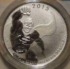 2015 $20 Dollar .9999 Fine Silver DC Comics Superman Commemmorative coin