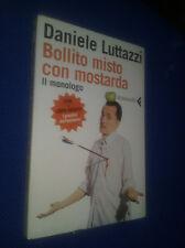 box/Cofanetto+DVD+libro DANIELE LUTTAZZI BOLLITO MISTO CON MOSTARDA+GIARDINI DEL