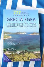 777 PORTOLANO GUIDA PORTI ANCORAGGI GRECIA EGEO EDIZIONE 2016 / 2018 AGGIORNATA