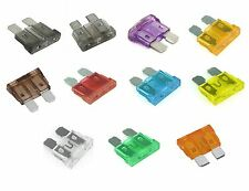 New mix standard fuses, 1a 2a 3a 5a 7.5a 10a 15a 20a 25a 30a 40a, 1 of each, car