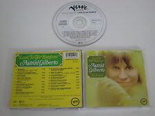 ASTRUD GILBERTO/LOOK TO THE RAINBOW(VERVE 821 556-2) CD ALBUM