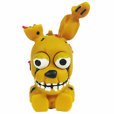 Funko Five Nights At Freddy's Springtrap Squeeze Keychain Figure NEW Toys FNAF
