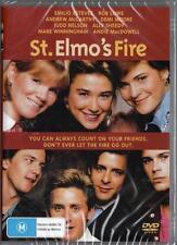 ST. ELMO'S FIRE - DEMI MOORE & EMILIO ESTEVEZ -  NEW DVD FREE LOCAL POST