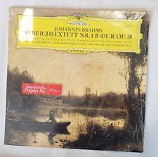 AMADEUS QUARTETT brahms streichsextett nr. 1 LP Mint- 139 353 Vinyl  Record
