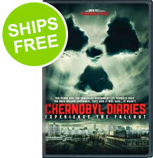 Chernobyl Diaries (DVD, 2012) NEW, Sealed, Jesse McCartney, Ingrid Bolsř Berdal
