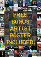 THE DEVIL WEARS PRADA 8:18 Ltd Ed Discontinued RARE Poster +FREE Metal Poster!