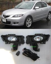Mazda 3 Sedan 2007 to 2008 Spot / Driving / Fog Lights Fog lamps Kit