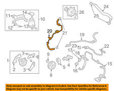TOYOTA OEM 04-07 Highlander Power Steering-Return Line Hose 4440648111