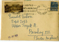 France 1931 Colonial Expo Paris Cover Scarce