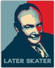 The Office Creed Bratton Poster Wall Decor Poster [No Framed]