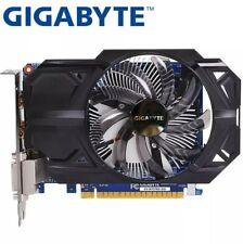 GIGABYTE Graphics Card Original GTX 750Ti 2GB 128Bit GDDR5 Video Card For nVIDIA