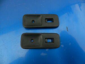 FORD FIESTA MK2 XR2 INNER DOOR HANDLE SURROUNDS
