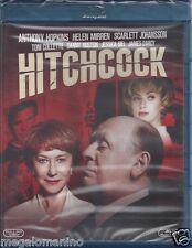 Blu-ray **HITCHCOCK** con Anthony Hopkins nuovo sigillato 2013