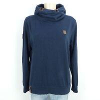 Naketano Herren Sweatshirt Hoody Kifferboarder Sweat Nasty Mint ... 32190ce361