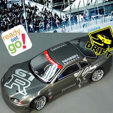 RC Drift Car 1/10 HobbyKing® Mission-D 4WD GTR Almost Ready Pre-installed RC Car