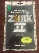 Zork II Atari 400/800 Disk Complete Sealed Infocom     See Description
