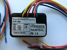2 Smart Drivers EXP-560 Expansion / Dimmer Driver 11-40v DC, 0.02A Max