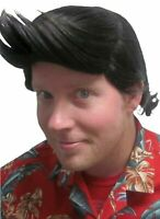 Black Comedy Detective Movie Ace Ventura Pet Detective Jim Carrey Costume Wig