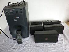 Schneider HCS 200 Home Cinema System Heimkino 7teilig  sk30