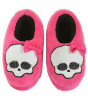 Monster High Chaussons Rose Manches Chaussons Sloops Chaussons Pantoufles Fleec