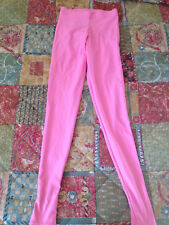 Black Milk Clothing Matte Pink Stirrup Leggings Size XS Blackmilk