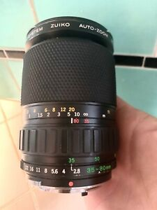 Olympus Zuiko 35-80mm f/2.8 ED Lens